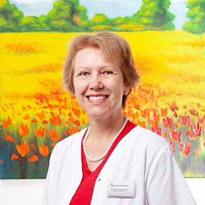 Portrait von Barbara Tschannen Shi