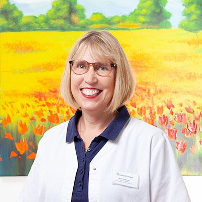 Portrait von Sarah G. Ewald